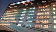 JIOI - Natation : le nageur mauricien, Mathieu Marquet, décroche le bronze