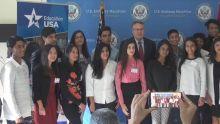 Bourses d'études : 30 Mauriciens vivront bientôt le rêve américain