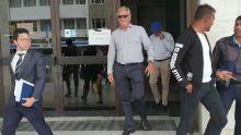Accusé d'avoir insulté un policier de la SSU : l'homme d'affaires, Thierry Lagesse, libéré sous caution