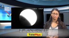 Le Journal TéléPlus - Eclipse de la lune ce soir - suivez le phénomène sur le www.defimedia.info