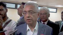 « Ni mo ti laba ni lor sime ni dan karo kann », affirme Pravind Jugnauth sur l'affaire Karo Kann