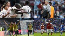 Premier League : ouf de soulagement pour Man U, Watford rejoint Liverpool et Chelsea en tête