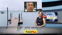 Le JT - Disparition de Warren Tong en mer : «Li ene bon nageur, mais avek la mer ou pa kone…»