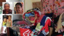 À Baie-du-Tombeau : une veuve et deux handicapés sans le sou
