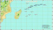 Météo : la forte tempête Alcide devrait passer sur Agalega vers 14 h