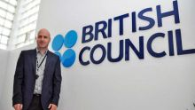 "Tris Bartlett, Director of the British Council: ""UK universities have scholarships for Mauritian students"""