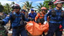 Tsunami en Indonésie : le bilan monte à 373 morts