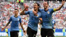 Mondial 2018 : l'Uruguay bat la Russie et termine  premier du groupe A