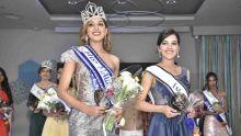 La Miss Mauritius 2018 Urvashi Gooriah : «Je ne m'attendais pas à remporter la couronne»