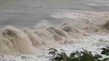 Météo : mer houleuse ce week-end à Maurice et à Rodrigues