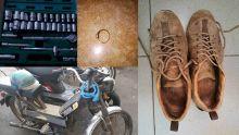 Opération Sudden Fall : dix suspects épinglés pour un butin de Rs 500 000