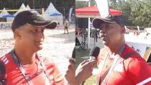 JIOI : Beach-Volley : Eric Louise et Evans Sauteur (Maurice) s'imposent face aux Comores, l'équipe féminine prête pour son entrée en compétition demain