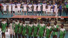[Images] JIOI - Volley-ball tableau masculin : La Réunion victorieuse face aux Comores