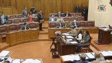 Parlement : la suspension de Shakeel Mohamed provoque devives réactions du côté de l'opposition