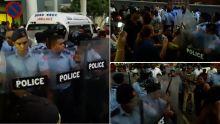Port-Louis : échauffourée devant l'hôpital Jeetoo après un accident de la route, intervention de la SSU