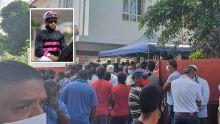 Funérailles du jockey Nooresh Juglall à 16 heures ce dimanche