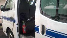 Alors qu'il transportait une malade: Un ambulancier s'arrête pour acheter des pommes d'amour