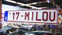 Immatriculation de voitures: Des plaques personnalisées à Rs 100 000