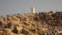 La Mecque: une Mauricienne meurt sur le Mont Arafat