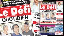 Les autres titres qui font l'actualité dans Le Défi Quotidien