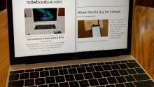 Techno: Le nouveau MacBook se dévoile