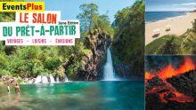 Salon du prêt-à-partir: La Réunion, voyage d'émotions