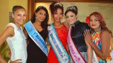 Mrs Mauritius Universe 2015: Sandrine Saulick titrée Mrs Grace