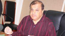 «Les valeurs, voire la moralité en politique n'existent plus au sein du PTr», affirme le Dr Vasant Bunwaree