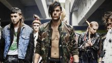 Mark Christiansen Appadoo: le charme d'un Dano-mauricien au Denmark's Next Top Model