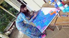 Zaahirah Muthy une vie dédiée à l'art