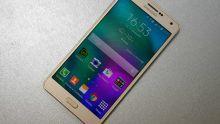 Samsung Galaxy A7 abîmé: une réparation qui traîne