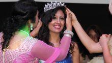 Varsha Ragoorbarsing sacrée Miss Eco Mauritius
