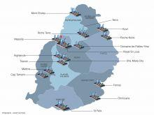 16 «smart cities» sur le plan de travail
