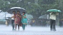 Heavy rain warning for New Year's Eve