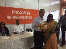Pravind Jugnauth prend à contre-pied SAJ et soutient Menon Murday