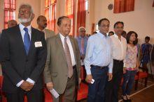 Sir Anerood Jugnauth explique son «absence» du no 7