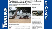 Piqué par un «laff labou» à l'île Maurice: un Suisse raconte sa mésaventure