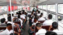 Metro Express : des travailleurs du transport en grève de la faim la semaine prochaine