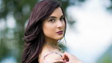 Julie Aubry à Maurice: retour aux sources pour Miss Suisse Romande