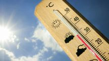 Hausse de température dans les prochains jours