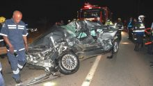 Accidents: autant en emportent les routes...