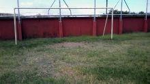 Brisée-Verdière: un terrain de foot en rénovation depuis deux ans
