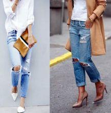 Craze: le grand retour des jeans troués
