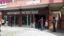 Le Mouvement patriotique inaugure son quartier général à Quatre-Bornes