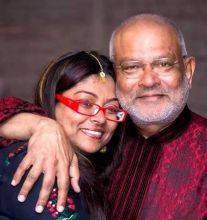 Anushka Virahsawmy: femme du monde au cœur d'or