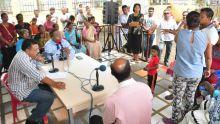 Fond-du-Sac: élan de solidarité pour les sinistrés des inondations