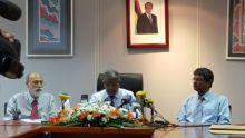 Ashit Gungah invite les opérateurs économiques à faire passer la baisse des prix des carburants à la population