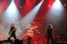 Metallica sort un album enregistré au Bataclan pour les victimes du 13 novembre