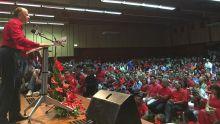 Navin Ramgoolam: «Le PTr remportera les prochaines législatives»