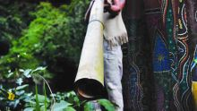 Pleine Vie: la didgeridoo, un instrument thérapeutique